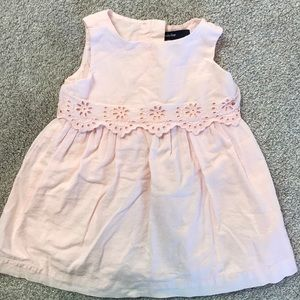 Gap Dresses Baby Christmas Dress With Diaper Cover